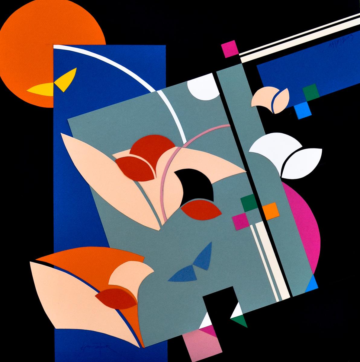 Collage Jean Latour
